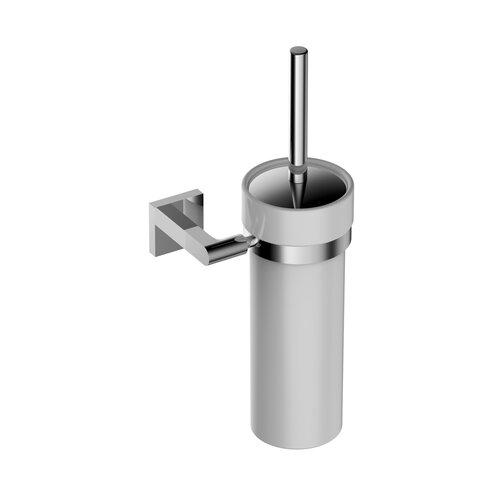 Wandmontierte Toilettenbürste und Halter Forsyth Belfry Bathroom | Bad > Bad-Accessoires > WC-Bürsten | Belfry Bathroom