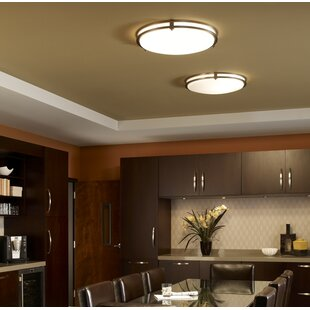 Kichler 3-Light Flush Mount