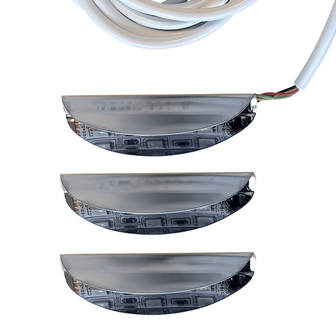 RGB LED Under Cabinet Light Bar