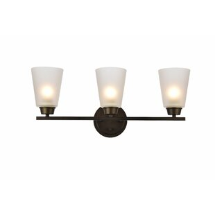 Read Reviews Alderete 3-Light Candle Wall Light By Ebern Designs