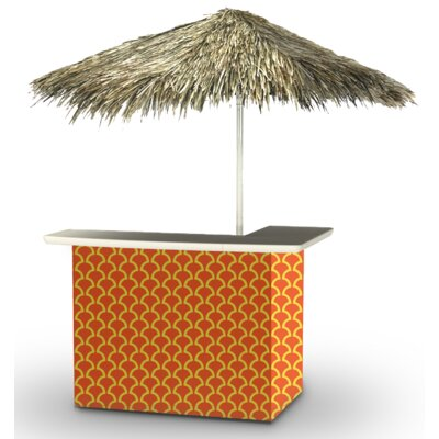 Fun With Fins Tiki Bar Set by Best of Times Savings