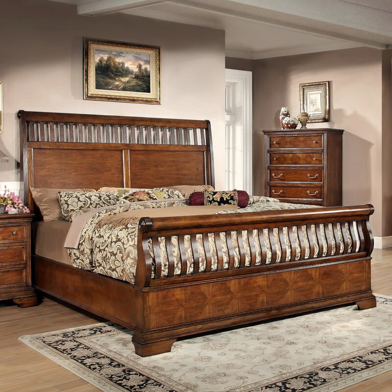 Waverly Place Sleigh Bed Size: King