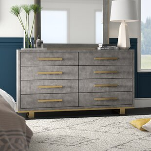 Dahle 8 Drawer Dresser by Mercury Row
