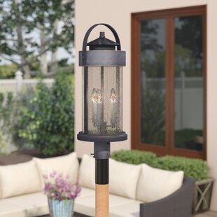 Gracie Oaks Colwyn 3-Light Outdoor Lantern Head
