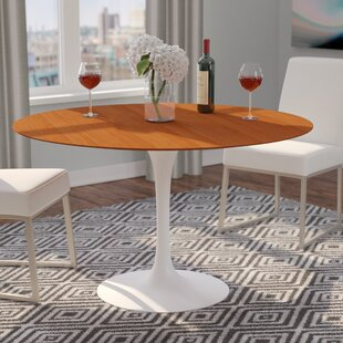 Extra Large Round Dining Table | Wayfair