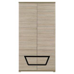 Howarth 2 Door Wardrobe By Ebern Designs