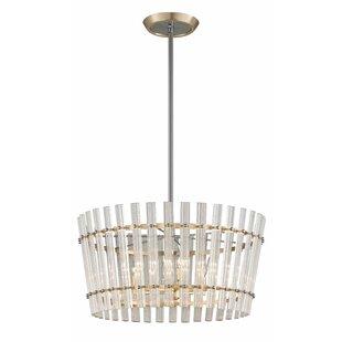 Corbett Lighting Sauterne 6-Light Pendant