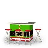 Zichichi Christmas Elf 5-Piece Bar Set