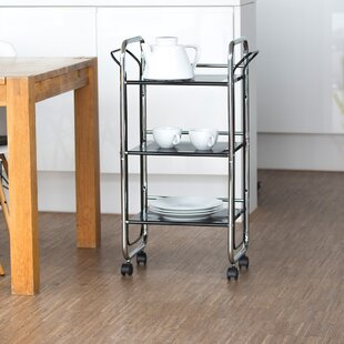 Joe Serving Cart By 17 Stories