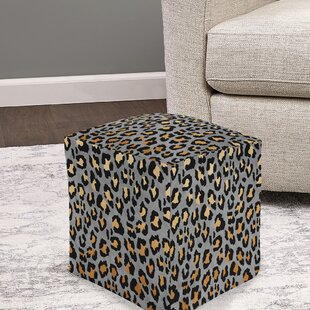 Dellrey Pouf by World Menagerie