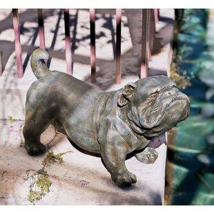 Design Toscano Brutus The English Bulldog Statue