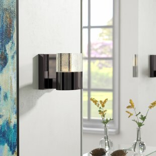 Enock 1-Light LED Bath Sconce by Orren Ellis