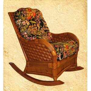 Kingston Reef Rocking Chair by Spice Islands Wicker