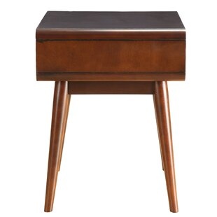 Leeann End Table by Corrigan Studio