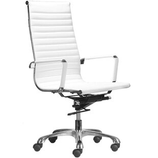 Wrought Studio Croskey High-Back Desk Chair