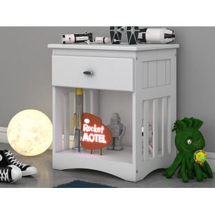 Trumble 1 Drawer Nightstand