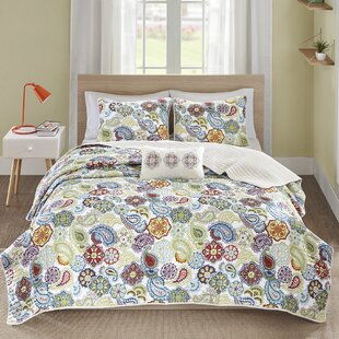 Weidler Reversible Coverlet Set