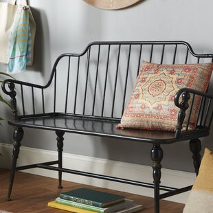 Arras Metal Storage Bench by Laurel Foundry Modern Farmhouse