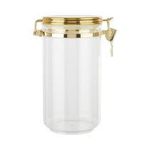 Gold Kitchen Canisters Jars You Ll Love Wayfair Co Uk