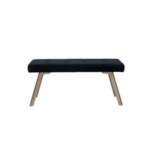 Glennville Upholstered Bench by Everly Quinn