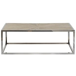 Theodore Metal Frame Coffee Table
