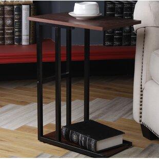 Bonynge End Table by Ebern Designs