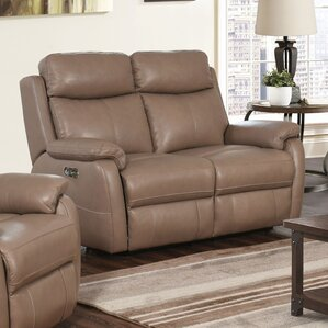 Dwight Traditional Reclining Loveseat by Red Barrel Studio