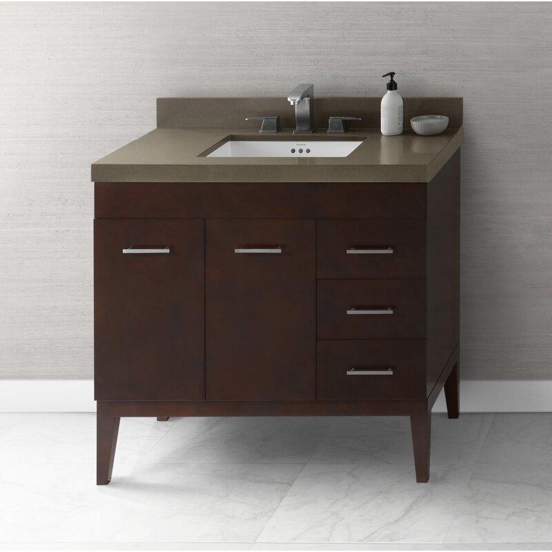 Ronbow Venus 36 Single Bathroom Vanity Set Wayfair