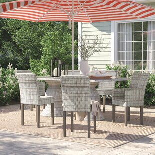 Falmouth 7 Piece Outdoor Dining Set