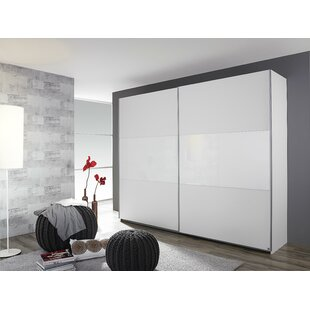 Loriga Sliding 2 Door Wardrobe By Rauch