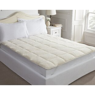 2cm Polyester Mattress Topper By Symple Stuff