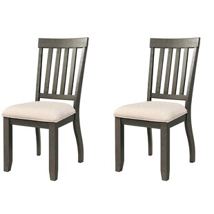 Hot Springs Side Chair (Set of 2) Three Posts