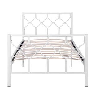 Strauser Double (4'6) Bed Frame By Ebern Designs