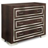 Baltimore 3 Drawer Chest by Bloomsbury Market