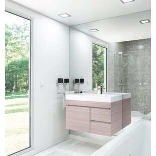 Compare Guinn 37 Single Bathroom Vanity Set ByMercury Row