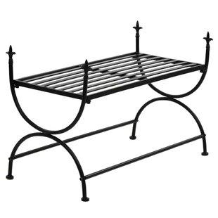 Euphemia Metal Bench By Marlow Home Co.