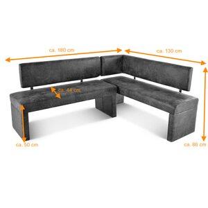 Gepolsterte Sitzbank Limon von SAM Stil Art Möbel GmbH