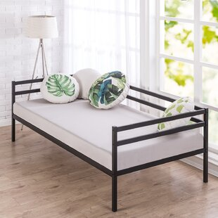 Kamen Split-Rail Twin Daybed