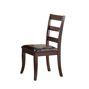 Waco Solid Wood Dining Chair by Whalen Fu..