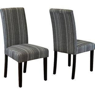 Vaughn Parsons Chair (Set of 2) Beachcrest Home