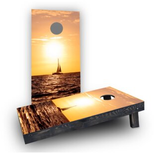 Custom Cornhole Boards Sai..
