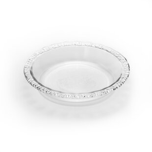 Borosilicate Glass Pie Dish