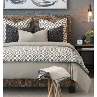 Bale Border Hand-Tacked Comforter