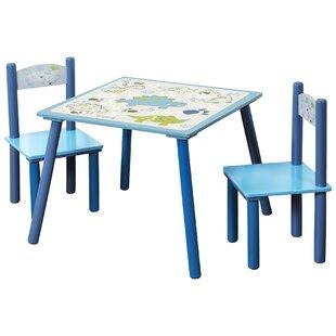 3 Piece Children's Dining Set by Kesper