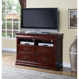 Lauer Wooden TV Stand by Alcott Hill