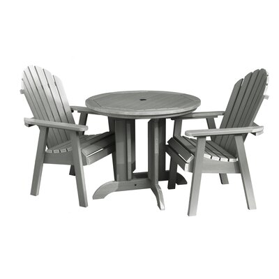 Anette 3 Piece Bistro Set by Sol 72 Outdoor 2020 Coupon