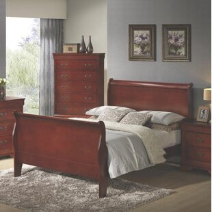 Online Reviews Garlington Sleigh Bed by Darby Home Co Reviews (2019) & Buyer's Guide