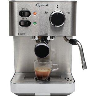 Capresso EC PRO Professional Semi-Automatic Espresso Machine