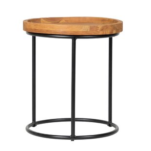 Biwabik End Table by Foundry Select
