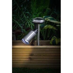 Versailles Stainless Steel 1 Light LED Spot Light Image